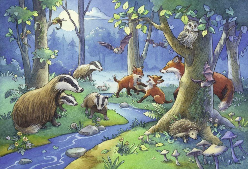 Картинки, картинки с животными для детей